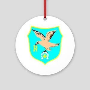 Ropczyce Crest Ornament (Round)