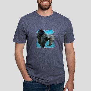 SHY ONE Mens Tri-blend T-Shirt