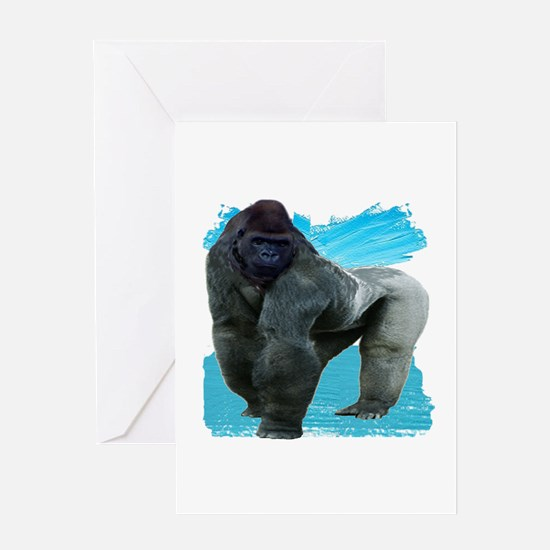SHY ONE Greeting Cards