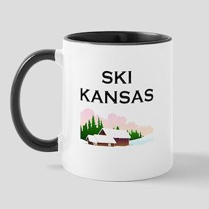 TOP Ski Kansas Mug