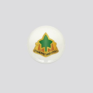 DUI - 4th Infantry Division Mini Button