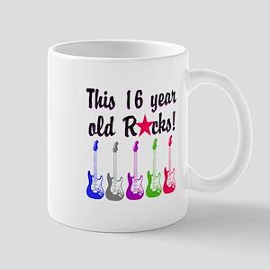ROCKIN 16 YR OLD Mug
