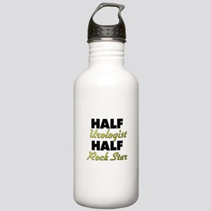 Half Urologist Half Rock Star Water Bottle
