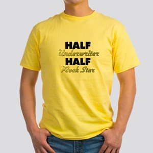 Half Underwriter Half Rock Star T-Shirt