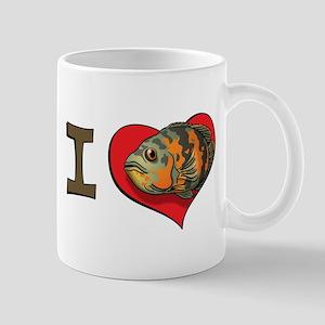 I heart oscars Mug