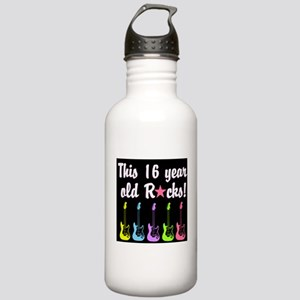ROCK STAR 16TH Stainless Water Bottle 1.0L