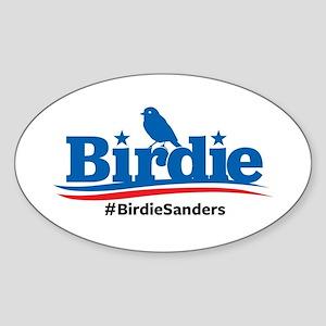 Birdie Sander Sticker