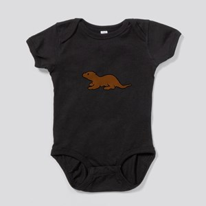 Cute Otter Body Suit