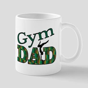 Gym Dad Mugs