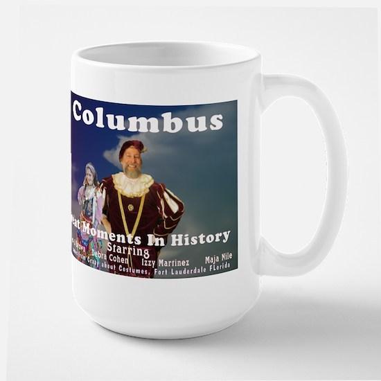 Columbus Chitana Mugs
