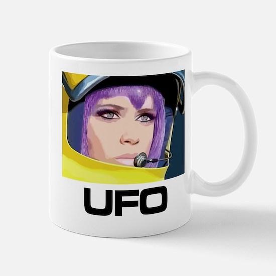 UFO - S.H.A.D.O. Moonbase Girl Mug