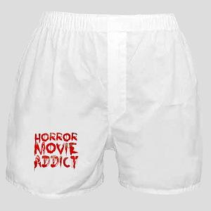 Horror movie addict Boxer Shorts