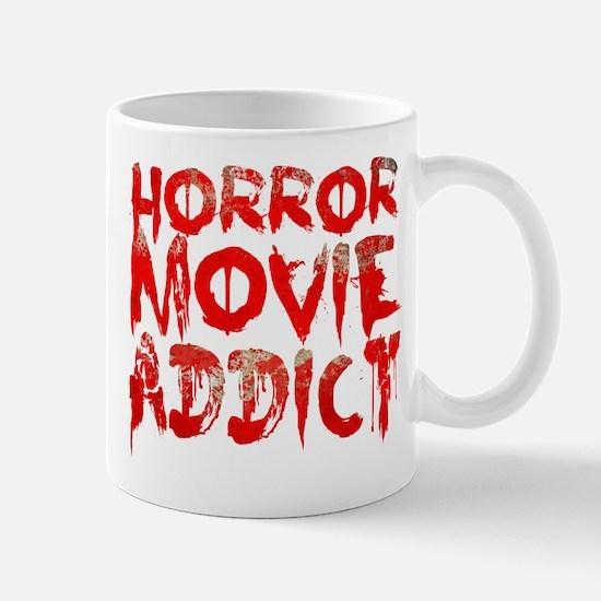 Horror movie addict Mug