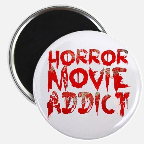 Horror movie addict Magnet