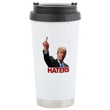 Trump Flips Off The Haters Mugs