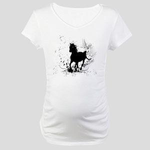 Horse Maternity T-Shirt