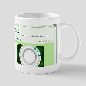 Cassette Tape - Green Mug