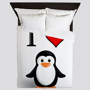 PENGUIN Queen Duvet