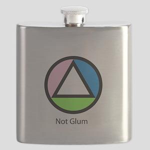 Not Glum Flask