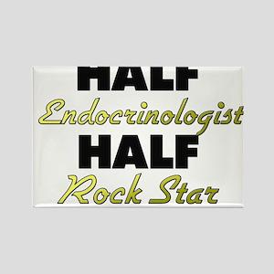 Half Endocrinologist Half Rock Star Magnets