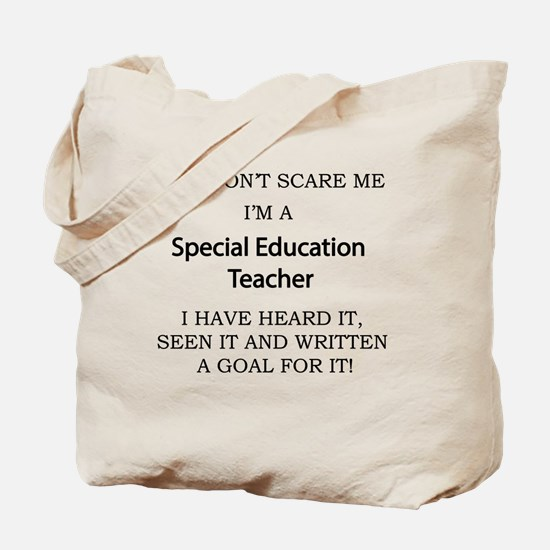 Funny Education Tote Bag