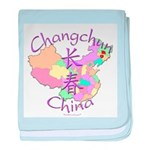 Changchun China baby blanket
