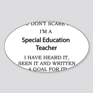 Special Education Teacher Sticker