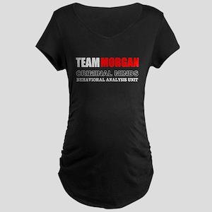 Team Morgan Maternity T-Shirt