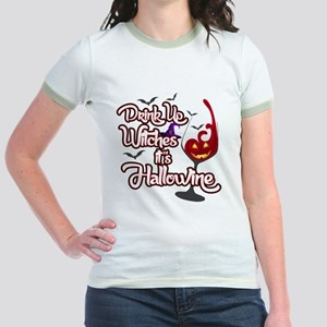 Hallowine Jr. Ringer T-Shirt