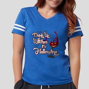 Hallowine Womens Football Shirt