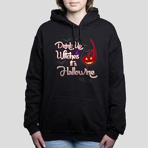 Hallowine Women's Hooded Sweatshirt