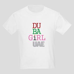 Dubai UAE Dubai Girl Dubayy New York Emirates T-Sh