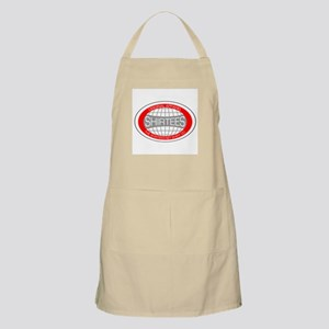 Shirtees Globe BBQ Apron