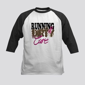 Running Dirty For The Cure Baseball Jersey