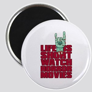 Life is short Magnet