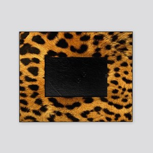 Hot Leopard Print Fashion Picture Frame