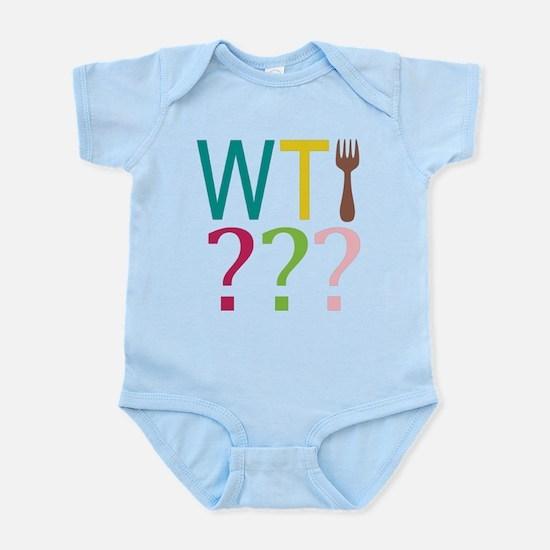 WTFork Infant Bodysuit