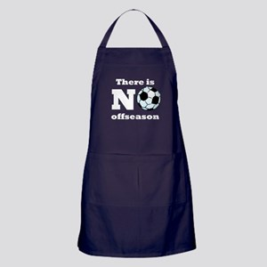 No Soccer Offseason Apron (dark)