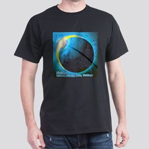 Solar Eclipse USA 2017 Dark T-Shirt