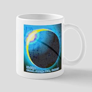 Solar Eclipse USA 2017 11 oz Ceramic Mug