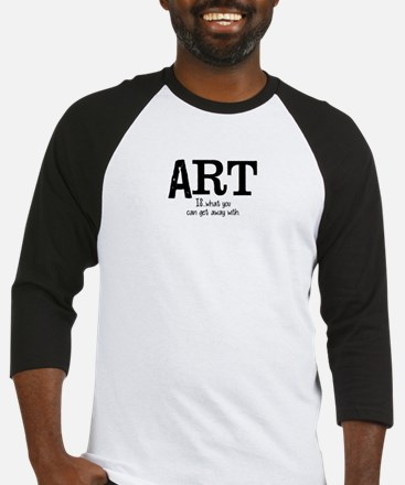 ART is... Baseball Jersey