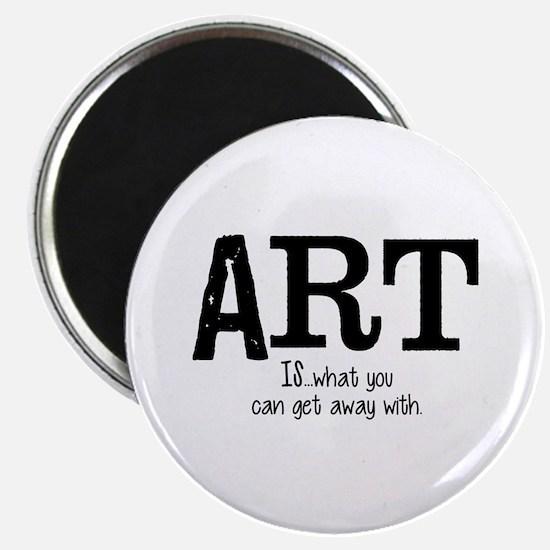 ART is... Magnet