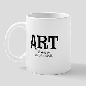 ART is... Mug