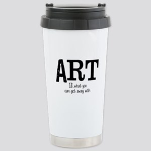 ART is... Stainless Steel Travel Mug