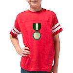GreenMedal10x1001T.... Youth Football Shirt