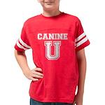 CanineYou8x801AT Youth Football Shirt