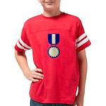 BlueMedal10x1001T.p... Youth Football Shirt