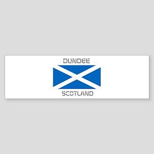 Dundee Scotland Sticker (Bumper)