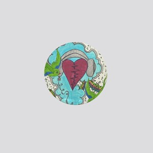 Music Pulse Mini Button