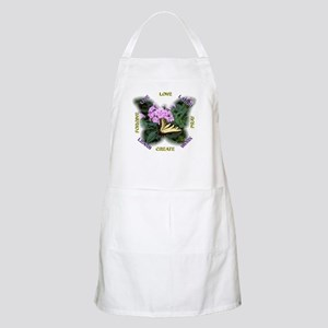 Inspiring Words to Remember Apron